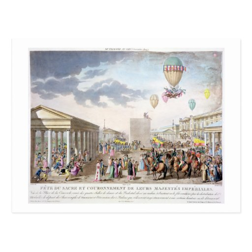 Sacred Festival and Coronation of their Imperial M Post Cards
