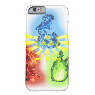 Sacred Flame Barely There iPhone 6 Case