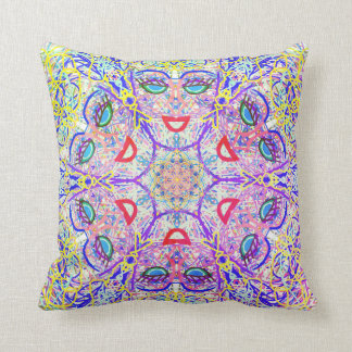 """Sacred Geometry """"Can Can"""" Pillows by MAR"""