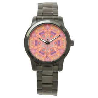 """Sacred Geometry """"Corrupted"""" Watch by MAR"""