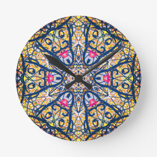 """Sacred Geometry """"Don Quijote"""" Wall Clock by MAR"""