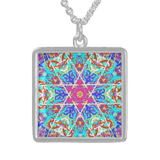 "Sacred Geometry ""Gargoyle"" Necklace by Mar"