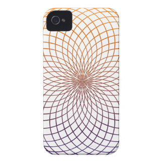 Sacred Geometry iPhone 4 Case-Mate Case