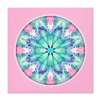 Sacred Geometry Mandala 11 Canvas Print