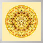 Sacred Geometry Mandala 2 Poster