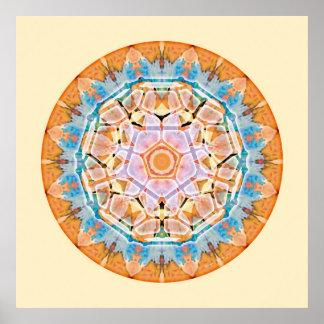 Sacred Geometry Mandala 5 Print