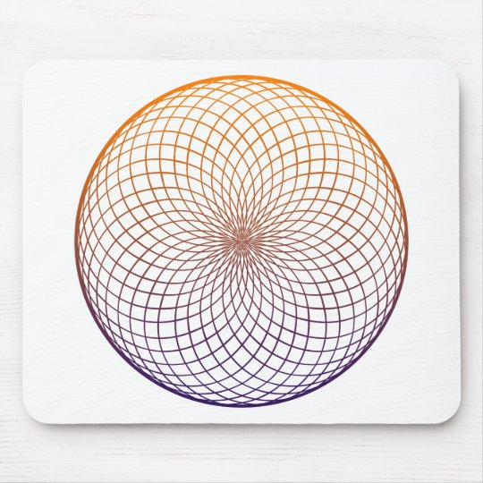 Sacred Geometry Mouse Mat