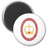 Sacred Heart Coronado Logo Refrigerator Magnet