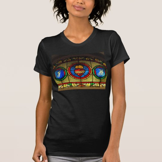 Sacred Heart (J&M) Stained Glass Shirt