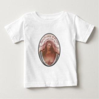 Sacred Heart Jesus Christian Catholic Modern Art Tshirt