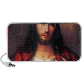 SACRED HEART OF JESUS 06 CUSTOMIZABLE PRODUCTS TRAVEL SPEAKERS
