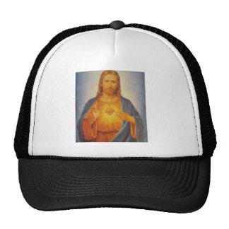 Sacred Heart of Jesus Mesh Hat