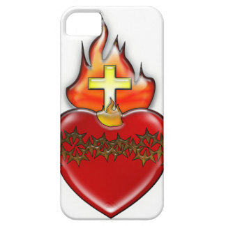Sacred Heart of Jesus iPhone 5 Case