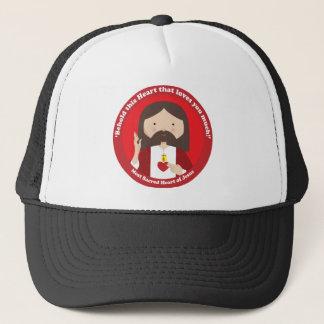 Sacred Heart of Jesus Trucker Hat
