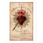Sacred Heart Postcard