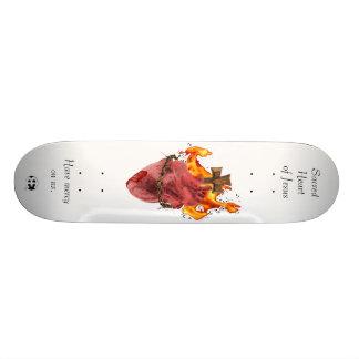 Sacred Heart Skateboard