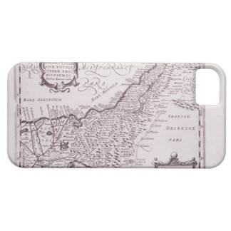 Sacred Map of Palestine, The Promised Land Case For The iPhone 5