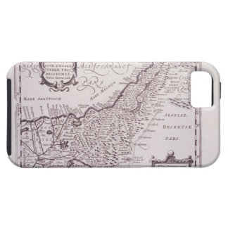 Sacred Map of Palestine, The Promised Land iPhone 5 Cases