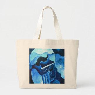 Sacred melody 2012 large tote bag