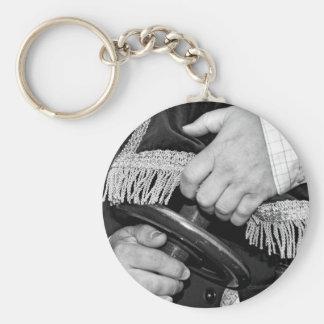 Sacred Scrolls Keychain