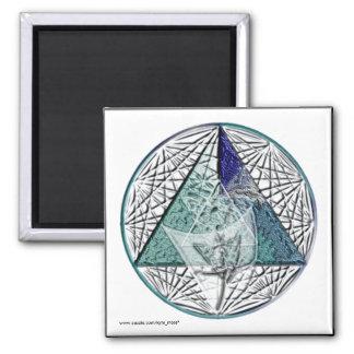 Sacred Shield Magnet
