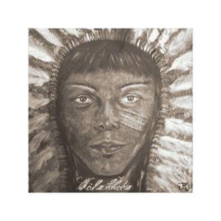 Sacred Spirit Canvas Print