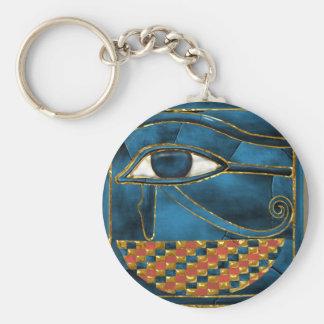 Sacred Wedjat Key Ring