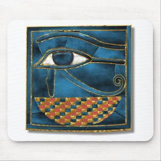 Sacred Wedjat Mouse Pad