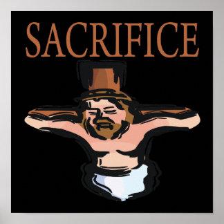 Sacrifice Posters