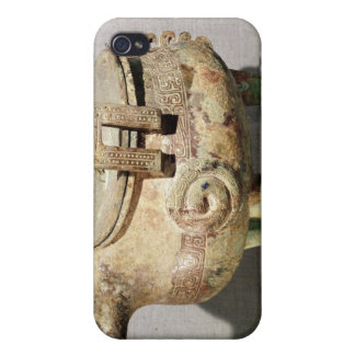 Sacrificial 'hsi-ting' animal figure iPhone 4/4S covers