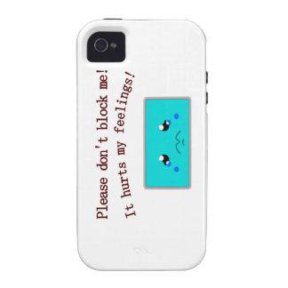 Sad Ad Case-Mate iPhone 4 Case