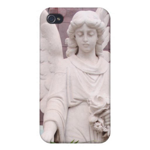 Sad Angel Covers For iPhone 4