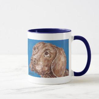 Sad Beagle Mug