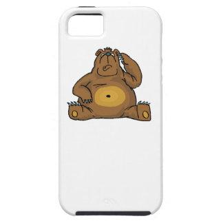 Sad Bear iPhone 5 Case