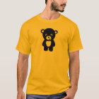 Sad Bear Customise With Your Own Phrase T-Shirt