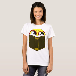 Sad Bookworm shirt