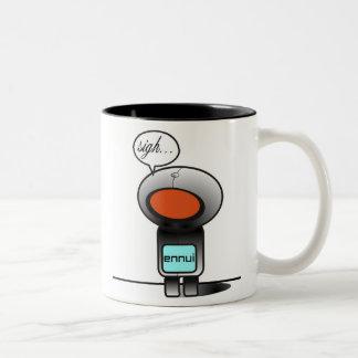 sad bot mug