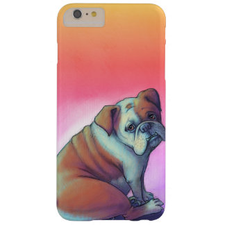 Sad Bulldog Barely There iPhone 6 Plus Case