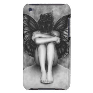 Sad Butterfly Girl iPod Case