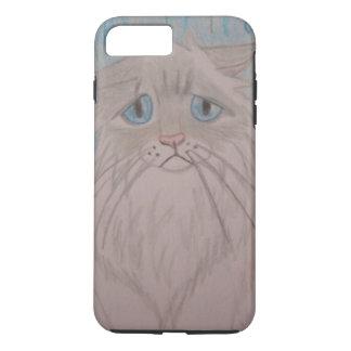 Sad Cat iPhone 7 Plus Case