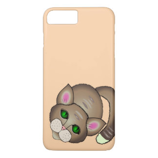 Sad cat iPhone 8 plus/7 plus case