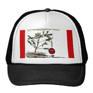 Sad Christmas Tree funny shirts and gifts. Cap