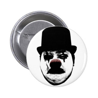 Sad Clown Button