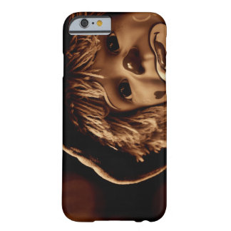 Sad Clown Doll Face Barely There iPhone 6 Case