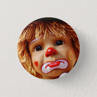 Sad Clown Pin