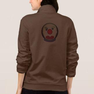 Sad Clown Printed Jacket