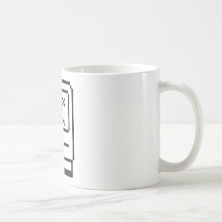 Sad Computer Icon Coffee Mugs
