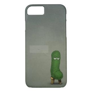 Sad Cucumber iPhone 7 Case
