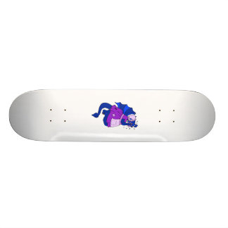Sad Dragon Skate Board