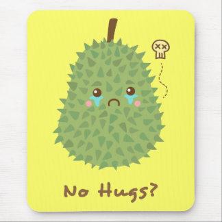 Sad Durian that gets no hugs Mouse Mat
